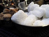 Various kinds of sugar by Gema Ibarra