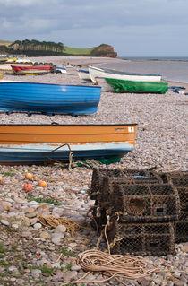 Budleigh beach von Pete Hemington