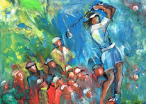 Golf Madness 02 by Miki de Goodaboom