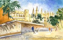 Palma De Mallorca Cathedral 01 by Miki de Goodaboom