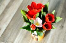 Spring vase by Maria Livia Chiorean