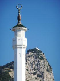 Peak and Minaret by Juergen Seidt