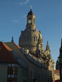 Caro-van-Ruit: Dresdner Frauenkirche von Caro Rhombus van Ruit