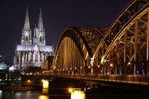 Hohenzollernbrücke von Robert Barion