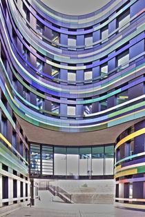 Innenhof - Atrium by Marc Heiligenstein