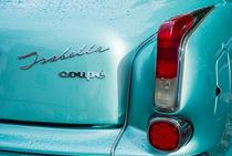 Borgward Isabella Coupe - Auto Detail von Matthias Hauser