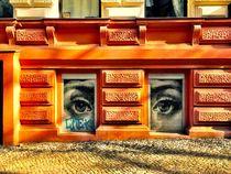 Zwei Augen by Ligia Fascioni