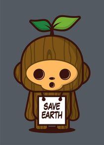 Grimmi - Save Earth von mochawalk