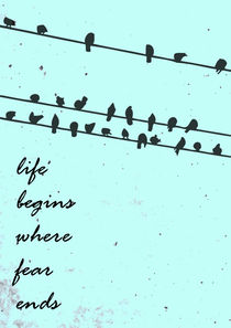 Osho quote print  by Lila  Benharush