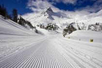 Pic de Neyzets, Monetier Les Bains by Michael Truelove
