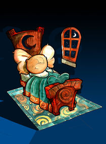 Sleep tight 02 by Luis Peres