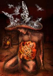 Internal fire by zvezdochka