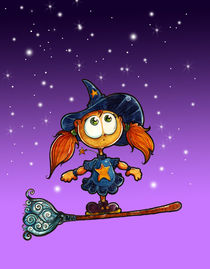 Little Witch von Luis Peres