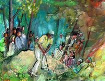Golf Madness 03 von Miki de Goodaboom