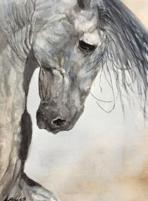 'Heavy Horse' by Lyn Banks