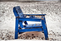 Chair on the Beach von fraenks
