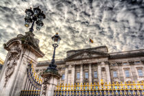 Buckingham Palace von David Pyatt