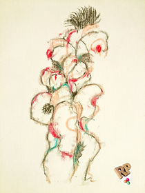 Frauenpuzzle von Reiner Poser