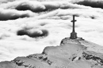 The Heroes' Cross-Bucegi Mountains, alt. 2291m by Sorin Lazar Photography