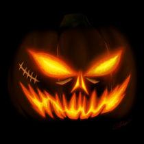 Halloween Pumpkin by cvill
