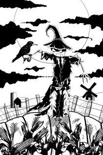 Scarecrow von cvill