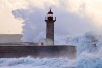 Oporto lighthouse  von a-costa