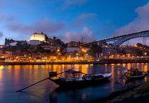 Porto Ribeira classic view by a-costa