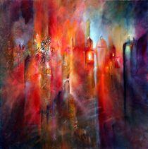 Es wird Licht in den Gassen by Annette Schmucker