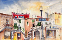 Citadel Of Minorca Jazz Club von Miki de Goodaboom