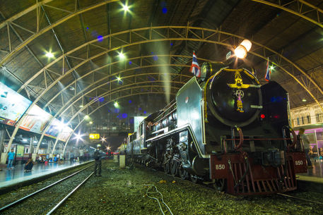 Bangkok-steam