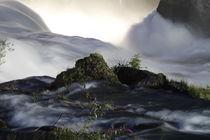 Rheinfall von Robert Barion
