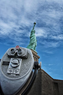 View to Liberty by noxfotografie
