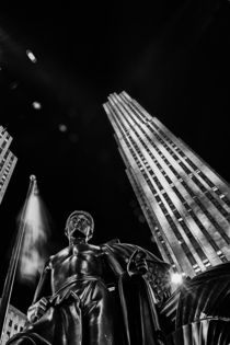 Rockefeller Center, New York by noxfotografie