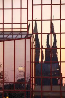 Kölner Dom im Hayett Hotel von robby-der-knipser