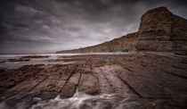 South Wales Heritage coast by Leighton Collins