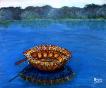 Coracle by Pratyasha Nithin