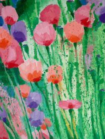 Tulips von Ruth Baker