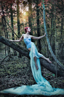 Echoes of a Dryad by spokeninred