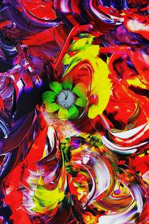 Abstrakt in Perfektion 4 by Walter Zettl