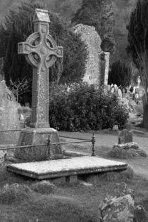Celtic Cross by Dave  Byrne