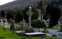 Old Graveyards of Ireland by Dave  Byrne