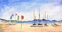 Port De Pollenca 02 von Miki de Goodaboom