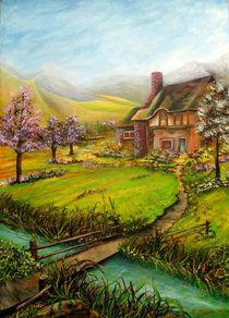 Blütezeit auf dem Land by G.Elisabeth Willner