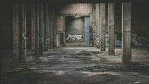 Abandonend Graffiti by Florian Barfrieder