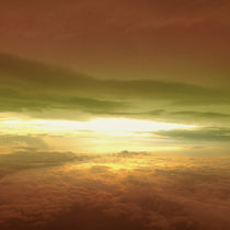 Über den Wolken by Tanja Riedel