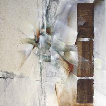 Weiße Komposition by Annette Schmucker