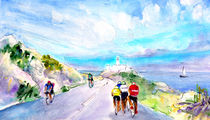 Cycling In Majorca 02 by Miki de Goodaboom