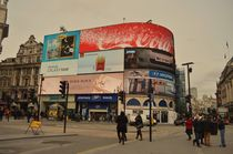 Piccadilly Circus by Alexander Mandelstam