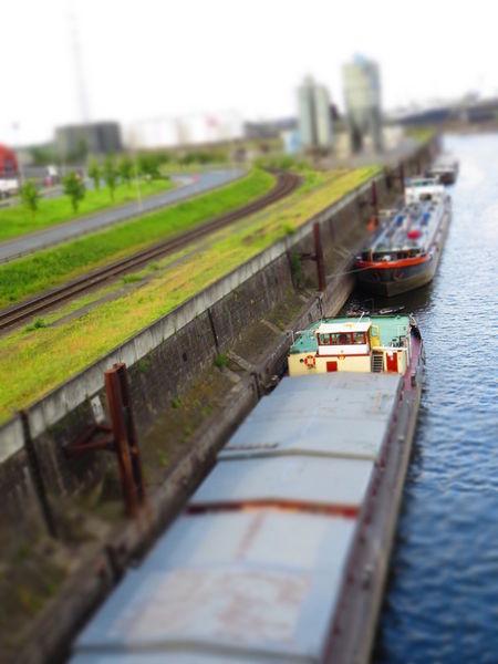 Duisburg-port