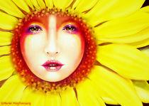 Sunflower by Moriel Märchensarg